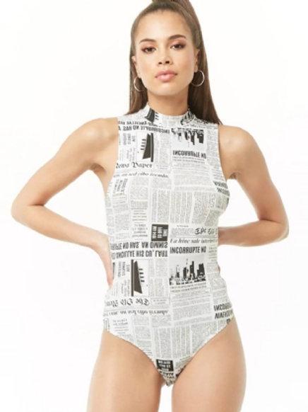 New York Times BodySuit
