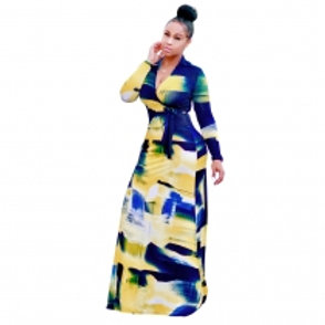 Brandi's Maxi Dress