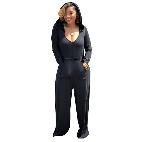 Nice and cozy jumpsuit