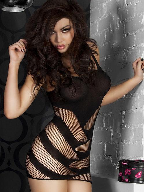 Seductive mini dress