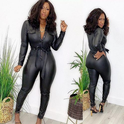 Sexy appeal jumpsuit