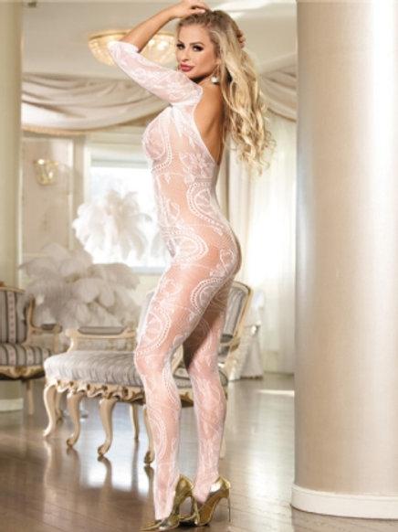 Lace Crotchless