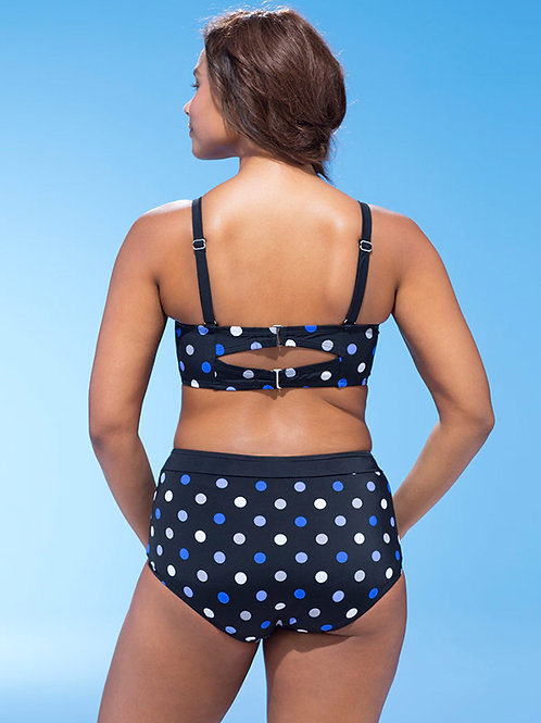 Sexy Blue Bikini Set
