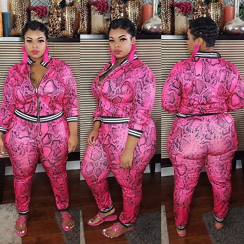 2 Piece luxury pant set