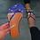 Thumbnail: Printed Flat Flip Flops