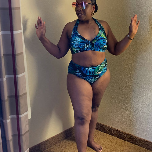 Don't hold back swim suit