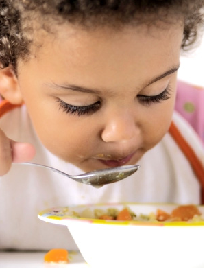 Proprioception and Picky Eaters