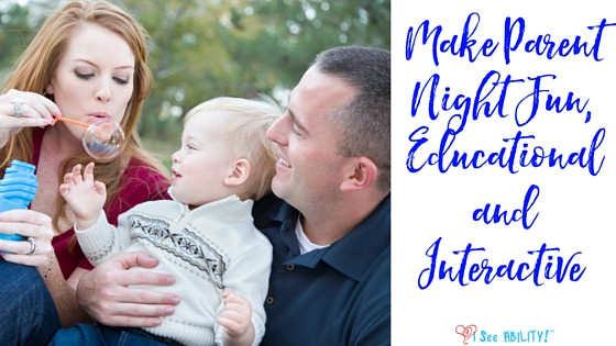 Parent Night Topics for Head Start and Early Start
