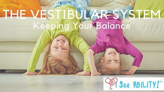Vestibular needs in children