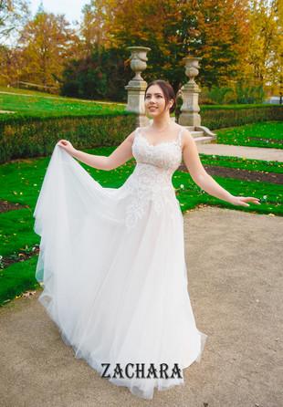 zachara - suknia ślubna - salon slubny bianka starogard gdański