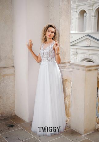 twiggy - suknia ślubna - salon slubny bianka starogard gdański