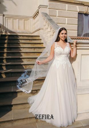 zefira - suknia ślubna - salon slubny bianka starogard gdański