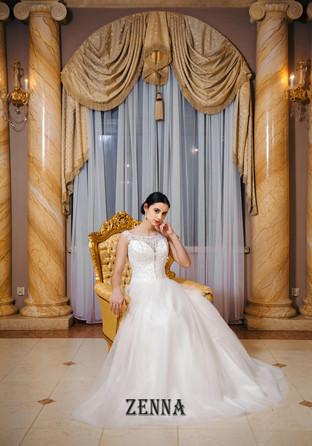 zenna -suknia ślubna - salon slubny bianka starogard gdański