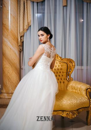 zenna - suknia ślubna - salon slubny bianka starogard gdański
