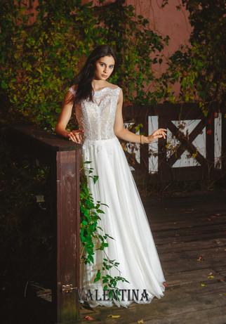 valentina - suknia ślubna - salon slubny bianka starogard gdański