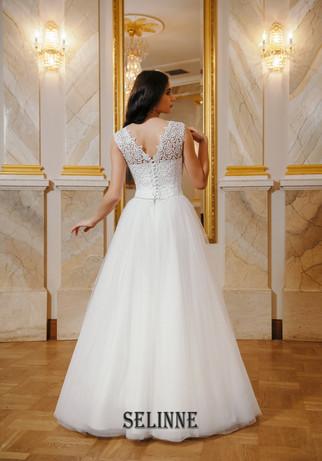 selinne - suknia ślubna - salon slubny bianka starogard gdański