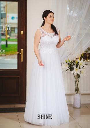 shine - suknia ślubna - salon slubny bianka starogard gdański