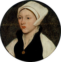 Hans_Holbein_the_Younger_Young_Woman_wit