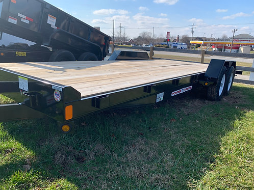 Liberty 20' Car Hauler Trailer