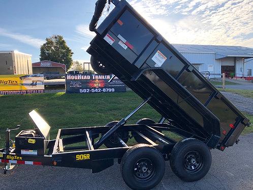 Big Tex 90SR 10' Dump Trailer