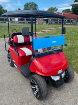 2020 LSV Golf Cart