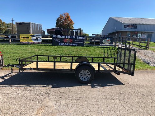 Double G 14' Utility Trailer