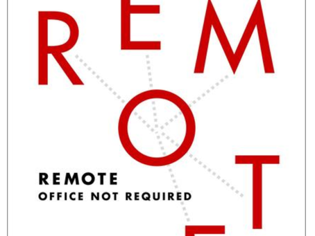 Work remotely - how to