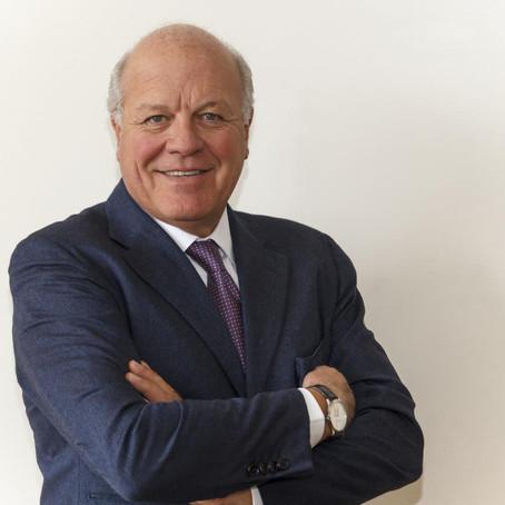 Carlo Piacenza, presidente dell'Unione Industriale Biellese e A.D. dell'azienda di famiglia
