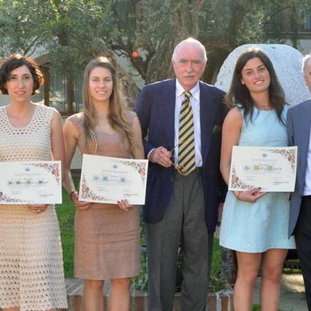 Hanno trovato subito lavoro i cinque laureati della XXVI edizione