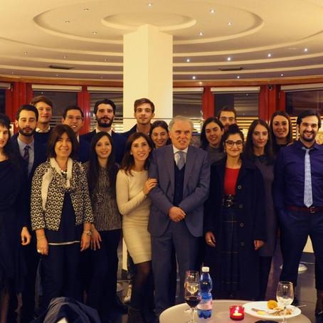 'La strada per la crescita' in un evento dell'Associazione ALUMNI Biella Master
