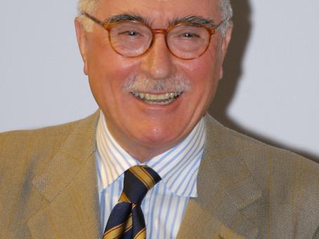 Luciano Barbera intervistato da Joseph Abboud