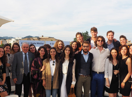 A Palazzo Boglietti il primo incontro dell'associazione Alumni Biella Master FOTOGALLERY