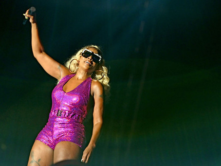 Mary J. Blige Delivered a Soul-Stirring, Jaw-Dropping Performance at the Cincinnati Music Festival