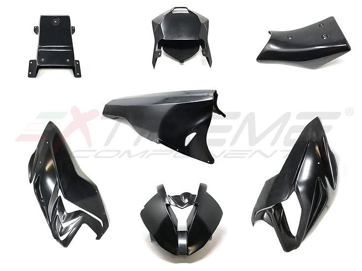 Carena Racing: Black Fiber BMW 1000RR 19/21
