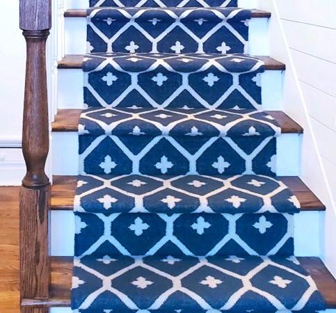Staircase Runner Detail