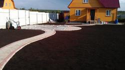 Подготовка и посев газона