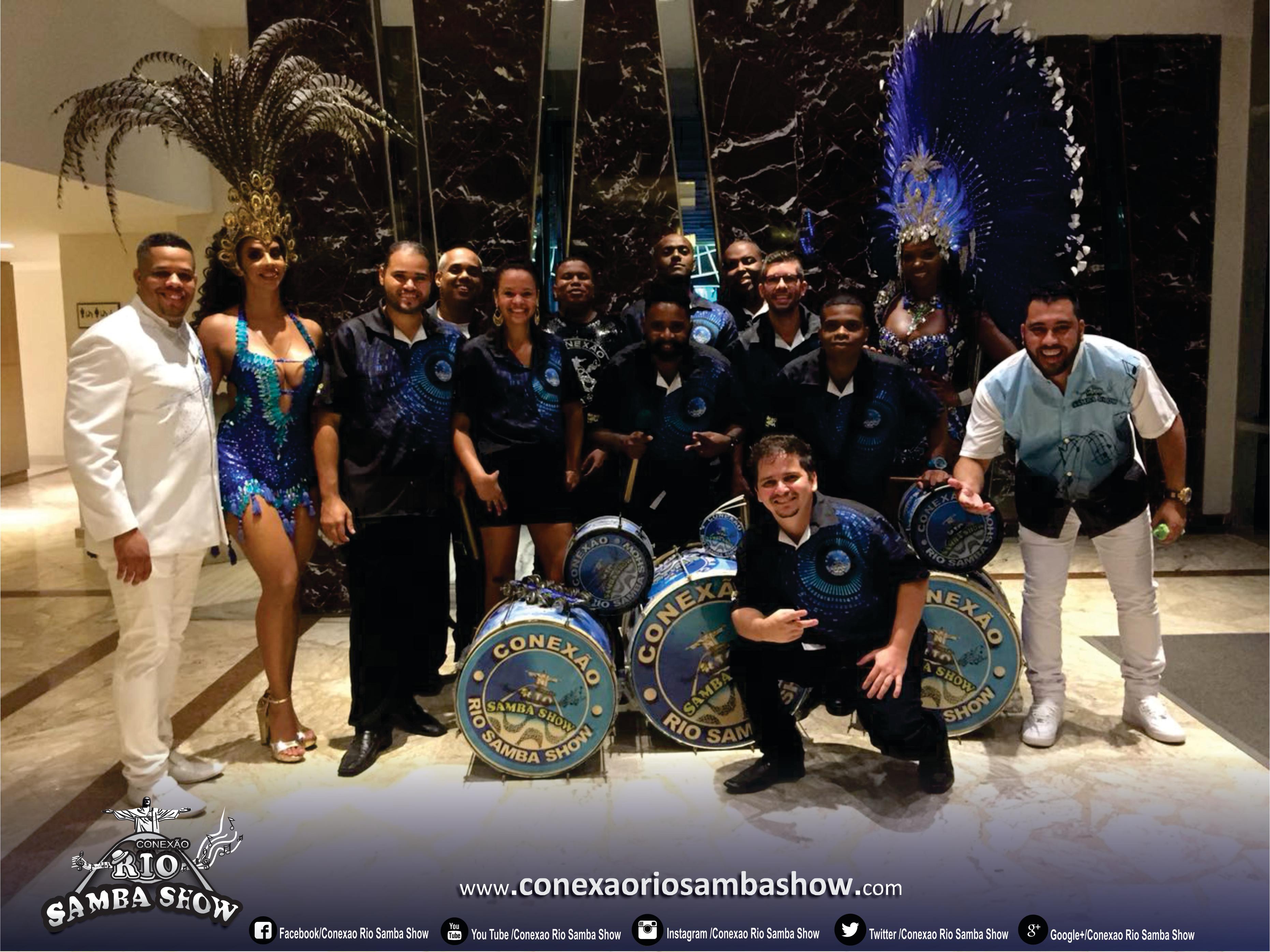 Grupo de samba show