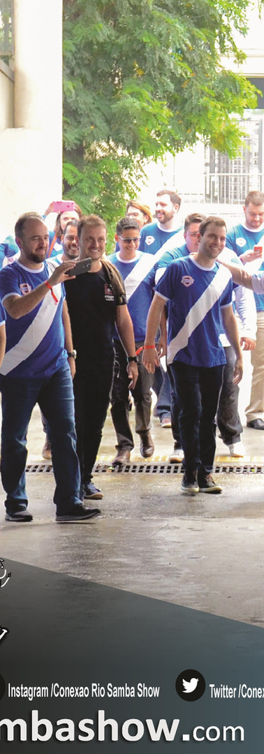 Conexão rio samba show - recepção 08 - C