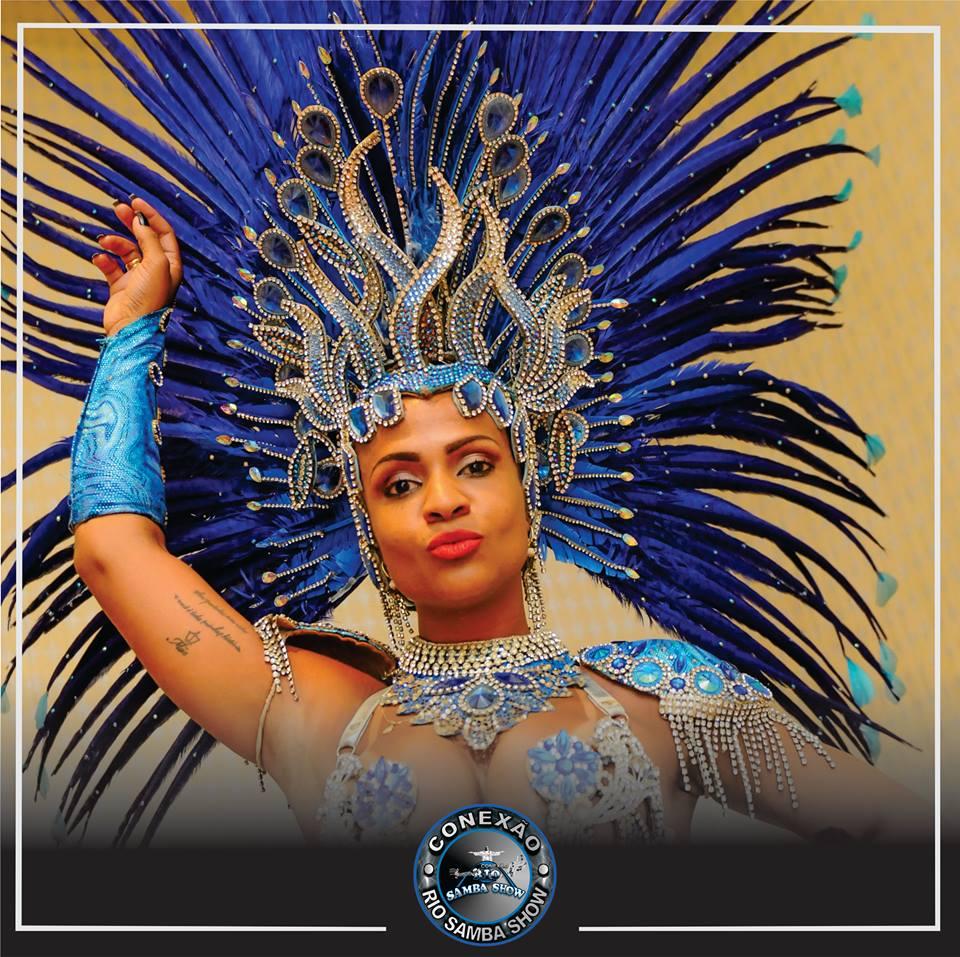 Bateria show de samba