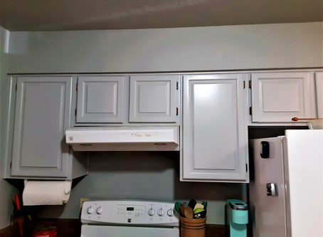 Cabinet Painting And Why It Compliments The Modern Kitchen