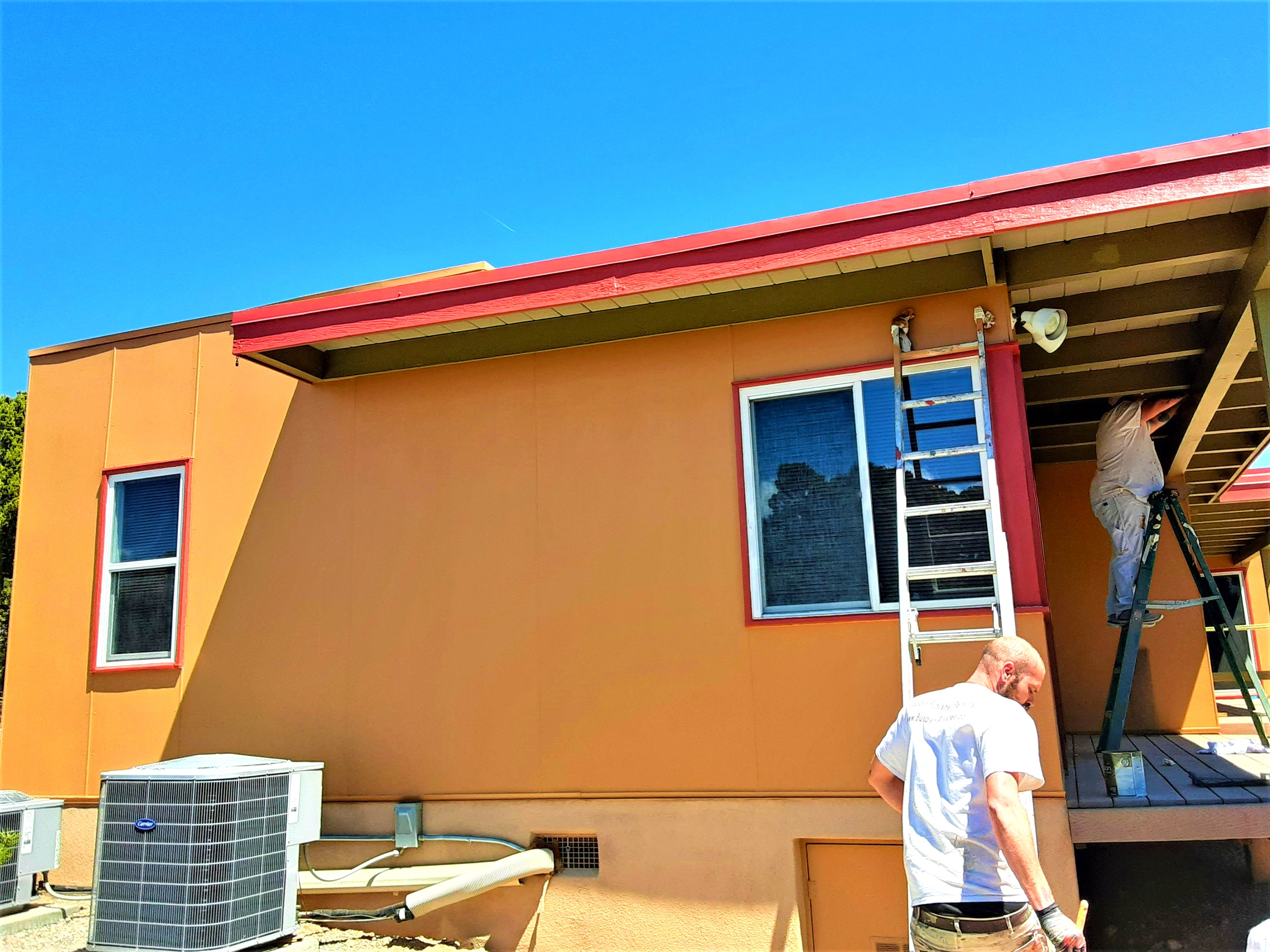 Exterior Painting White Rock
