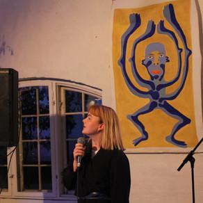 ARTIST TALK: Stine Rathje