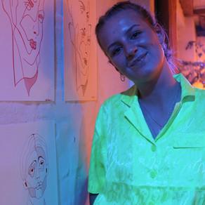 ARTIST TALK: Ditte Bollerup