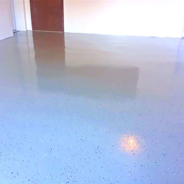 After Epoxy Floor