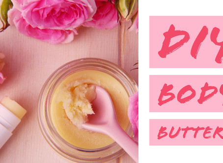 How to Make Your Own 'Body Butter'