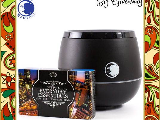 Mystic Moments Giveaway! Ends 10/06/19