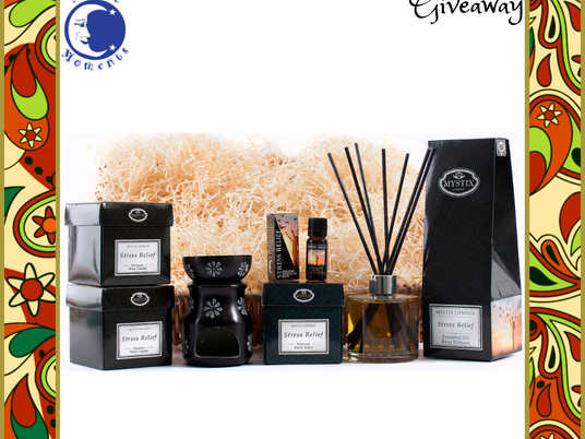 Mystic Moments Giveaway! Ends 27/05/19