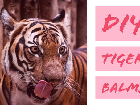 How to Make Your Own 'Tiger Balm'