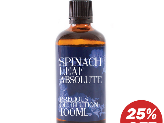 SPECIAL OFFER - SPINACH LEAF DILUTION 25% OFF! Offer ends 30/03/2018.