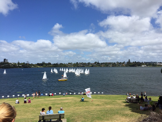 Safety first for sailors in OKI 24 hour regatta.